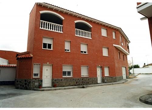 Calle Alta, Viviendas calle Alta (Toledo)