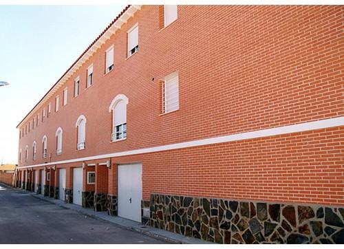 Calle Cristóbal Colón, Viviendas calle Cristóbal Colón (Toledo)