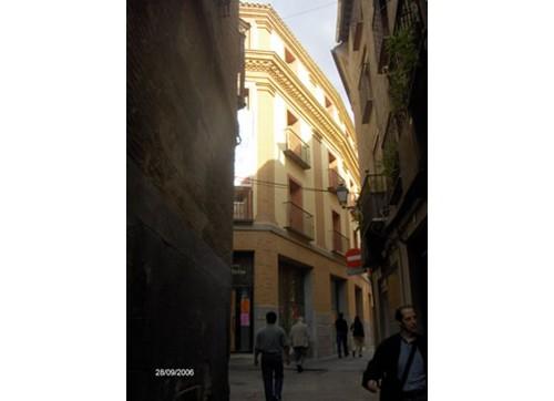 Calle Silleria, Apartamentos en la calle Silleria (Toledo)