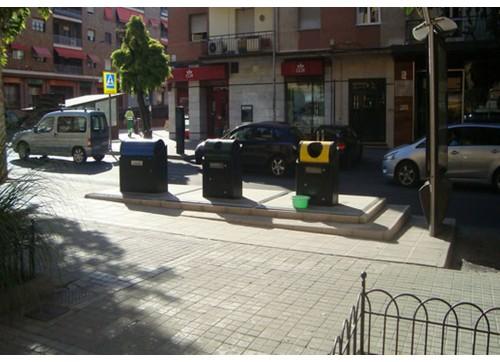 Contenedores soterrados (Toledo)
